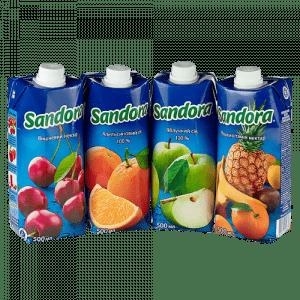 Сок Сандора 0,4